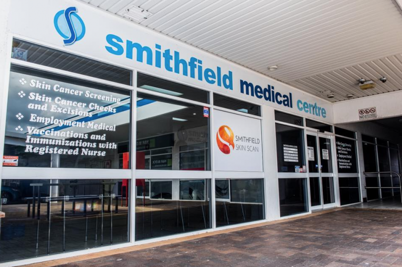 Smithfield Medical Centre now called SmartClinics